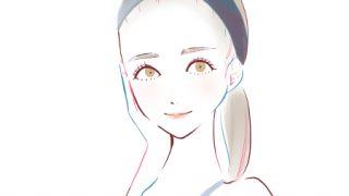 美容の女性イラストアイキャッチ